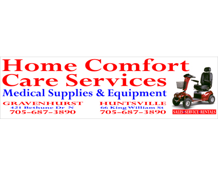 HOME COMFORT CARE SERVICES - GRAVENHURST